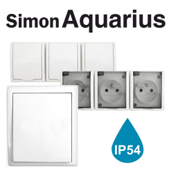 Simon Aquarius IP54