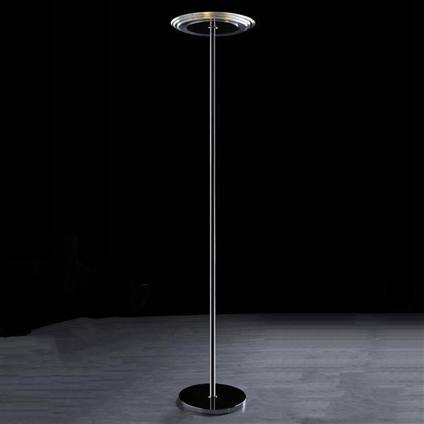 nowoczesne lampy podlogowe okragla