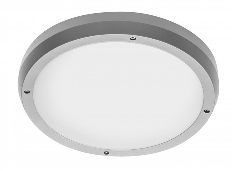 Plafoniera Ip65 : Plafoniera silver max w e kąt świecenia ip mleczna